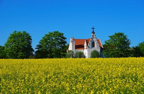 St Olof in spring