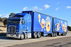 "SRV Road Freight - Kenworth K200 ""The Big Cheese"" (Bourney123) Tags: kenworth k200 srv truck trucks trucking highway haulage diesel tautliner interstate"