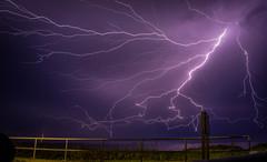 Carrabelle Beach (dhundro37) Tags: carrabelle god lightning jesus
