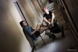 Jessica et Malcom (2) - Lus La Croix Haute - Juin 2018