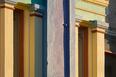 Victoria Buildings (josullivan.59) Tags: 2018 artistic bc britishcolumbia canada june tamron150600 victoria abstract architecture clear colors detail downtown evening geometric goldenhour historic light lightanddark minimalism old outdoor outside sunsetlight telephoto travel wallpaper