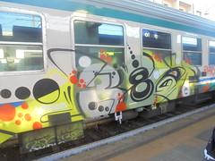386 volte! (en-ri) Tags: 386 g giallo nero bianco train torino graffiti writing napaiwas arancione