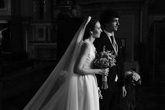 JUST MARRIED (VICENTEPAYA8) Tags: wedding bw bn fujifilmxt2 across
