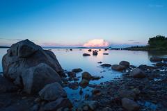 Åsgårdstrand Blues (Normann Photography) Tags: 100secexposure horten thebigstopper tønsberg vestfold bluehour border clouds longexposure åsgårdstrand norge no
