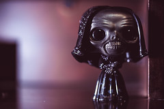 Ghosts are real... (3rd-Rate Photography) Tags: crimsonpeak motherghost funko gothicromance guillermodeltoro ghost canon toy toyphotography funkopop 5dmarkiii 100mm macro jacksonville florida 3rdratephotography earlware 365