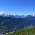 Massif des Combins et massif du Mont Blanc thumbnail