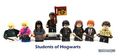Students of Hogwarts (WhiteFang (Eurobricks)) Tags: lego collectable minifigures series city town space castle medieval ancient god myth minifig distribution ninja history cmfs sports hobby medical animal pet occupation costume pirates maiden batman licensed dance disco service food hospital child children knights battle farm hero paris sparta historic brick kingdom party birthday fantasy dragon fabuland circus people photo magic wizard harry potter jk rowling movies blockbuster sequels newt beasts animals train characters professor school university rare