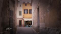 (354/18) La frutería del fondo (Pablo Arias) Tags: pabloarias photoshop photomatix capturenxd españa arquitectura ventanas puerta edificio rincón carretera ciudadela menorca