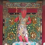 Bidara, gardien de la porte Yasha-mon du temple Taiyuin (Nikko, Japon) thumbnail