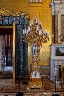 Golden Drawing Room-Hermitage St. Petersburg