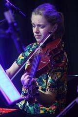 String Ting  (2018) 04 (KM's Live Music shots) Tags: jazz greatbritain stringting viola ligetiinwonderland fridaytonic southbankcentre