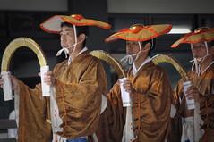 那智の田楽 (小川 Ogawasan) Tags: japan japon nachi wakayama matsuri folk tradition dance binzasara unesco japanesefolk 那智田楽 和歌山県 那智の火祭 編木 板ざら