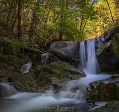A cool drop of water (ihikesandiego) Tags: brandy creek falls redding california long exposure waterfall
