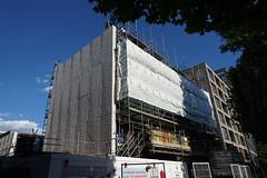 2018-07-FL-192972 (acme london) Tags: concretecladding pentonvilleroad precastconcrete timberdetail timberstructure