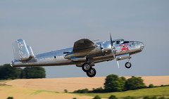 HV7A3263.jpg (adrian.reynolds37) Tags: transportandmachinery airshows aircraft events b25mitchell duxfordflyinglegends2018 old