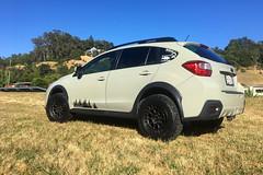 Subaru Crosstrek on Black Rhino 15x7 Boxer 15in wheels - Gun Black - 3 (tswalloywheels1) Tags: subaru crosstrek black rhino boxer aftermarket wheel wheels rim rims alloy alloys rally 15x7 15in gun gunmetal