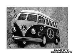 """La """"Hippie"""" de Volkswagen. (De carrusel) Tags: 2017 varios carrusel besalú catalunya españa es"""