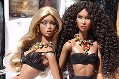 African Goddesses (Isabelle from Paris) Tags: faces adele fashion royalty w club exclusive isabelleparisjewels
