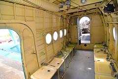 Antonov 2 cabin (M McBey) Tags: antonov an2 biplane russian cabin aircraft