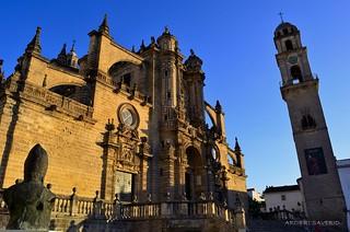 Catedral del Salvador Jerez de la Frontera Spain