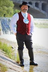Tracht (suitfunmuc) Tags: lederhosen lederhosn leather tradition tracht bayern krachlederne bavaria germany deutschland münchen leder stiefel boots riding reitstiefel