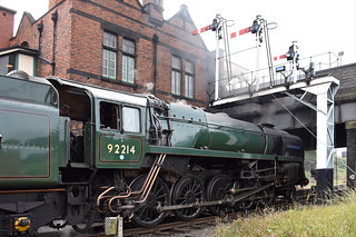 Great Central Railway Loughborough Leicestershire 17th June 2018
