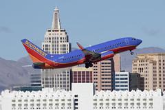 N241WN_Boeing737-700_SouthwestAirlinesOC_LAS (Tony Osborne - Rotorfocus) Tags: boeing 737 737700 southwest airlines united states usa las vegas mccarren international klas 2018 pug 737ng