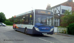 27197 - Tetney (Hesterjenna Photography) Tags: yy64guw bus psv coach stagecoacheastmidlands stagecoachlincolnshire stagecoach grimsby tetney lincolnshire lincs enviro200 enviro