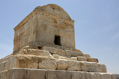 DSC08359 (Dirk Rosseel) Tags: cyrus tomb pasargadae iran persia persian king great