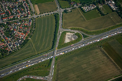 Flying over Munich : Germany (Benjamin Ballande) Tags: flying over munich germany