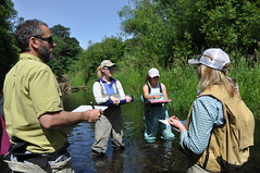 Oregon Conservation Planners in Action (NRCS Oregon) Tags: usda naturalresourcesconservationservice oregon nrcs conservation planning training course stream assessment conservationists soil water districts swcd planners staff farming agriculture