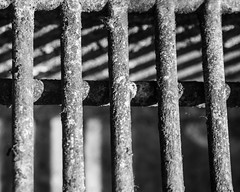 IMGP3351 (agianelo) Tags: barbecue grill shadow abstract monochrome bw blackandwhite