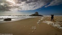 Chapelofsenhordapedra (Lothar Heller) Tags: lotharheller beach chapel chapelofsenhordapedra church himmel kirche portugal sky strand