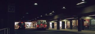 Lonsdale bus depot