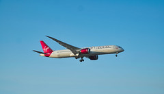 Virgin 787-900 (joe.woods2209) Tags: a6300 lhr a6500 a6000 aircraft airport airbus heathrow a380 a380800 boeing a350900 a350 787900 787 777300 british air malasian qantas etihad airways ethiopian virgin 777 777200 pacific cathay gulf 18105