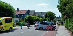 Ongeval (Steenvoorde Leen - 8.5 ml views) Tags: 2018 doorn utrechtseheuvelrug ongeval ongeluk politiewagen politieauto police ambulance 2012vwtouran 2014mercedesbenzambulance accident