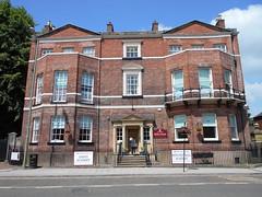 Photo of Oswestry, Shrops. Bellan House. Church Street.