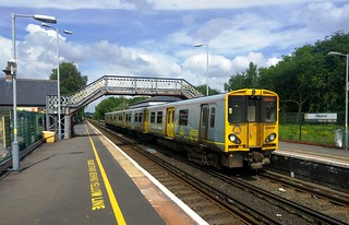Maghull Station (Hornby Town)