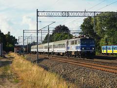 PKP EP07-1025 (jvr440) Tags: trein train spoorwegen railroad railways pkp ic sopot ep07