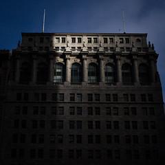 Upon Closing (marq4porsche) Tags: urban city building architecture sf san francisco california arch pillar pillars arches tower soft light canon eos 6d 50mm 12 l