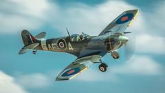Spitfire LF Vb (kamil_olszowy) Tags: supermarine spitfire fighter flying legends duxfotd lf vb warbird 412 sqadron
