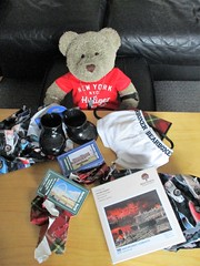 Me birfday haul! (pefkosmad) Tags: tedricstudmuffin teddy ted bear animal toy cute cuddly soft stuffed plush fluffy wellingtons boots wellies boxers boxershorts underwear jigsaws puzzles birthday gifts presents