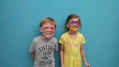 "Paul and Inde's Face Paint • <a style=""font-size:0.8em;"" href=""http://www.flickr.com/photos/109120354@N07/28661749507/"" target=""_blank"">View on Flickr</a>"