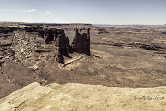 Canyonlands_6665 (Scott Sanford Photography) Tags: 4x4 6d camping canon canyonlandsnp ef2470f28l eos expedition landscape moab naturalbeauty naturallight nature outdoor overland summer sunlight topazlabs utah desert roadtrip travel trip vacation