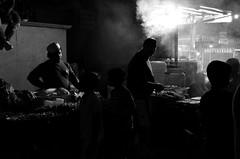Palermitana (Marco Vitale_) Tags: palermo festino black white folk festival street light darkness chiaroscuro sicily italy tradition