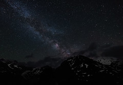 _DSC8640-3 (Sesu1988) Tags: milkyway nightsky night stars mountain tirol austria clouds star starry