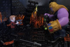 Yet to fail nonetheless. (wacthsky) Tags: awesome speech fail stone reality moc gamora lord atar thanos custom legoavengersinfinitywar infinitywar avengers legoavengers lego