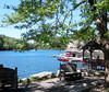 Lake Mohonk, Ulster County, New York is ... (JFGryphon) Tags: lakemohonk ulstercounty mohonkmountainhouse bench hbm