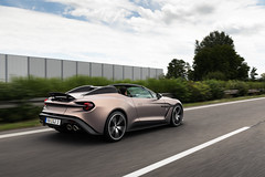 Zagato Speedster. (dutchwithacamera) Tags: aston astonmartin zagato zagatospeedster vanquish vanquishzagato vanquishzagatospeedster astonmartinvanquish carphotography car cars carspotting carphoto carspot canon canoneos canoneos5d rollingshot photography photo photoshoot