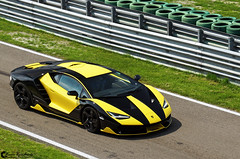 Lamborghini Centenario (Marcinek_55) Tags: lamborghini centenario bee bumblee vredesteinsupercarsunday supercarsunday vredestein tt circuit assen holland netherland ttcircuitassen ttcircuit supercar supercars hypercar hypercars sportcar sportcars exotic exotics gespot autogespot spotting spotter carspotting photography fast voitures marcinek 55 marcinek55 sony alpha a68 sal18135 exoticonroad unique may 2018 pitlane pace germany pacegermany esser essergermany yellow black limited
